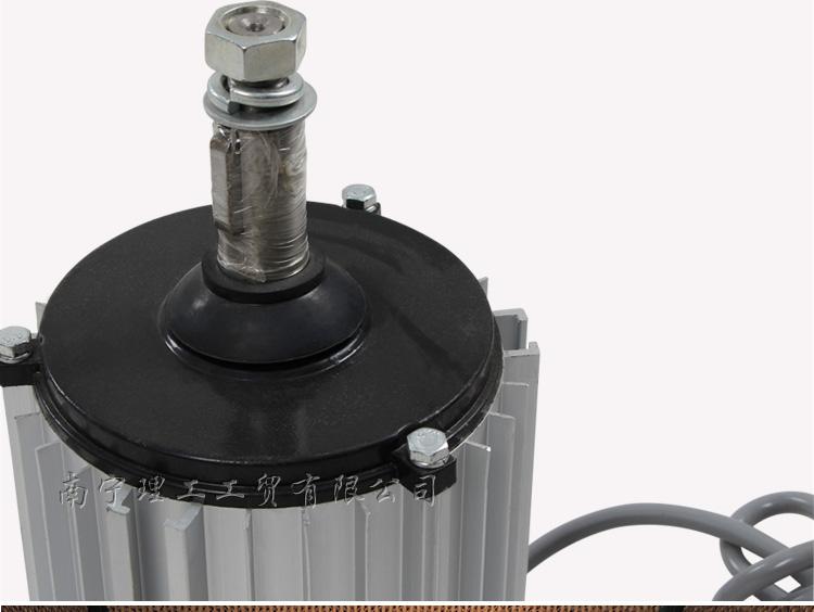 环保空调电机细节