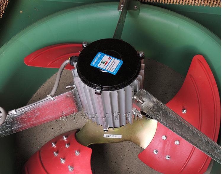 环保空调电机安装图