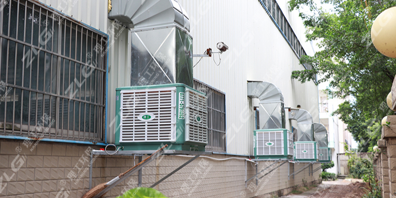 工业冷风机使用说明,南宁环保空调厂家