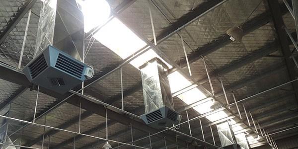 大型工业用冷风机生产厂家[ZLG理工]节能且环保