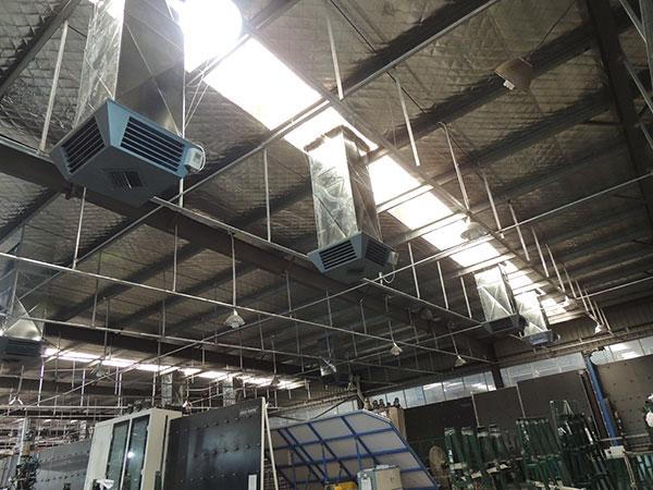 大型工业用冷风机生产
