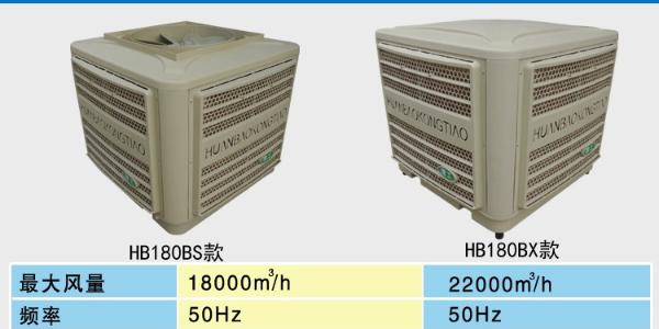 电池厂通风降温冷风机,南宁环保空调