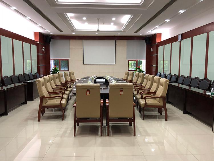 中马钦州产业园办公室