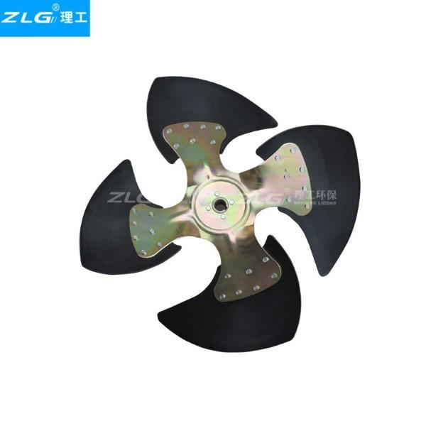 冷风机4片黑风叶环保空调扇叶
