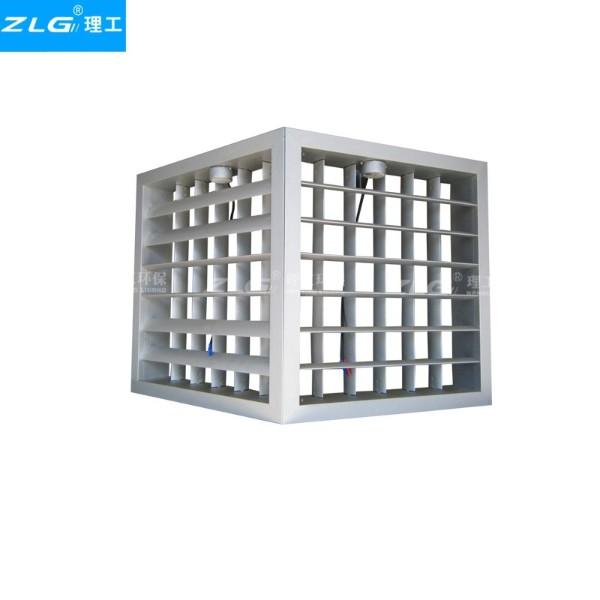 冷风机广角风口环保空调配件