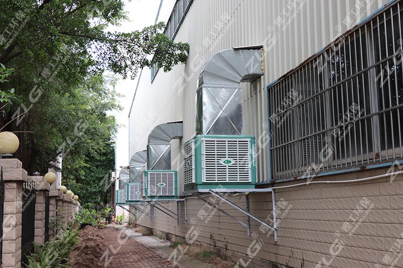 环保空调安装案例