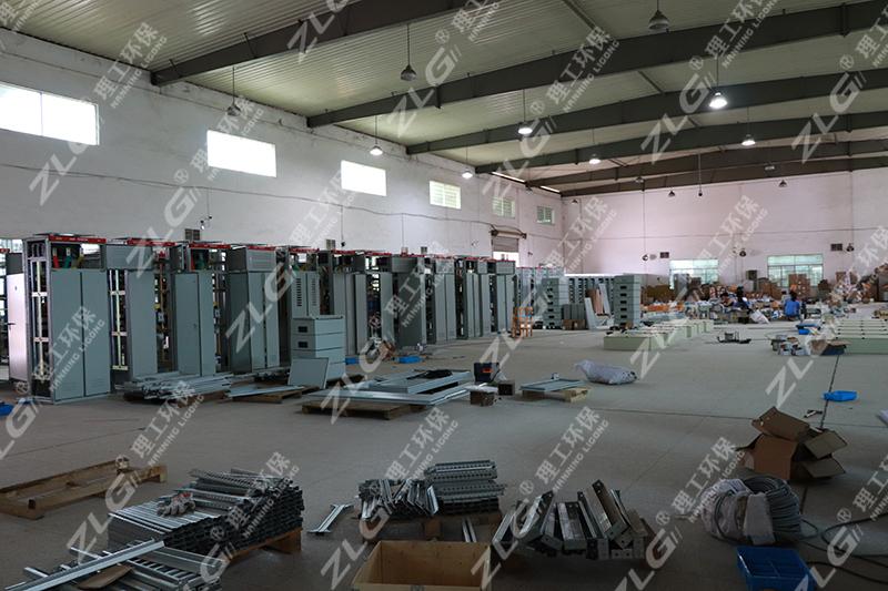 电气设备组装车间1