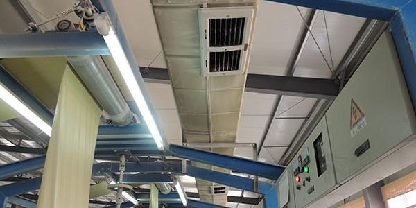 夏天工厂车间水冷空调降温效果如何?[ZLG理工]单台覆盖150m²