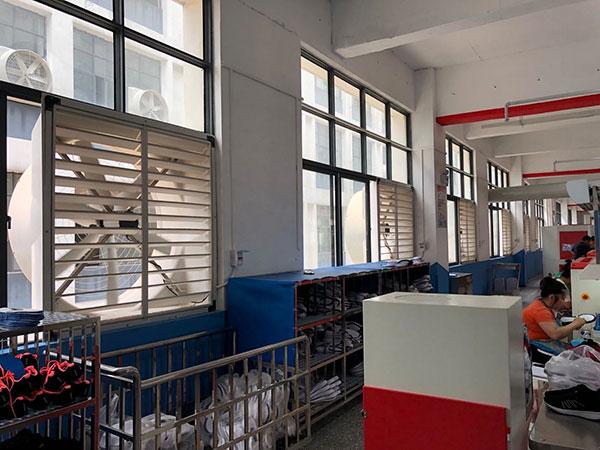 工厂玻璃钢负压风机