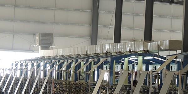 如何解决钢结构厂房通风降温找[ZLG理工]定制专属降温方案