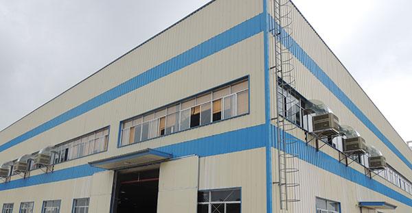 ZLG理工厂房降温冷风机