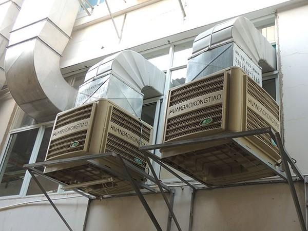 工业用水循环冷风机-夏季伴侣[ZLG理工]