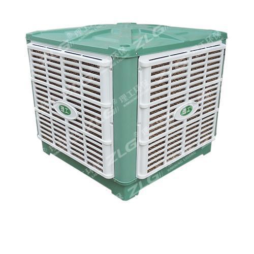 工业环保空调HB180CX绿款1.1KW下出风