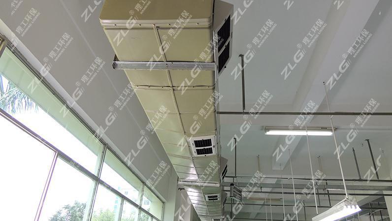 南宁健身房使用理工冷风机