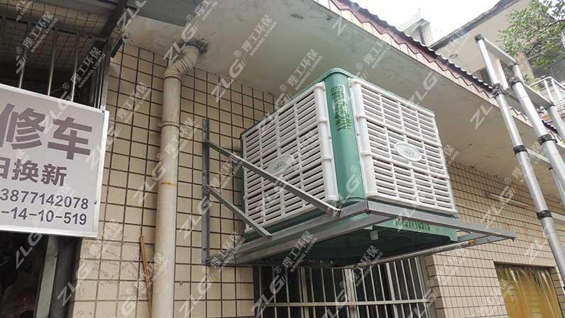 南宁电商仓库使用理工环保空调