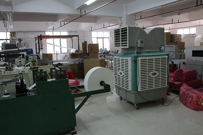 ZLG工业移动冷风机