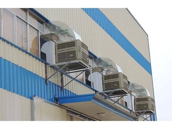 车间降温节能环保空调[ZLG理工]给您更划算的方案