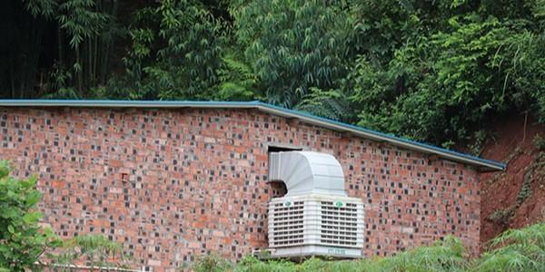 猪厂水帘风机降温厂家[ZLG理工]更环保更优质