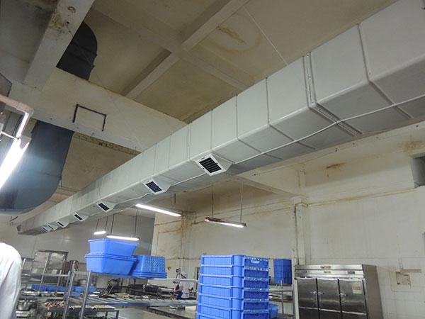 ZLG理工空调冷风机