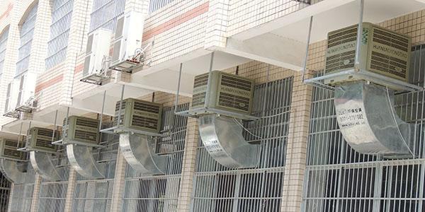 理工蒸发式冷气机为节能环保带来新气象