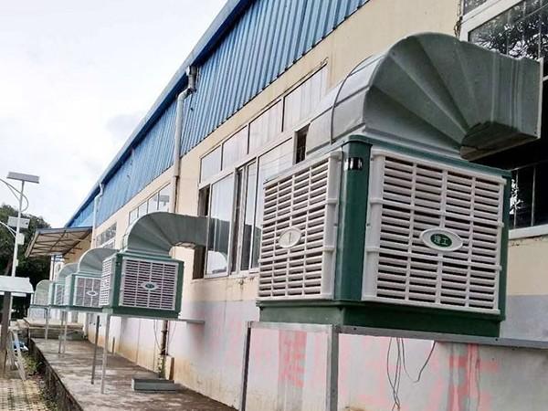 大型工业用冷风机