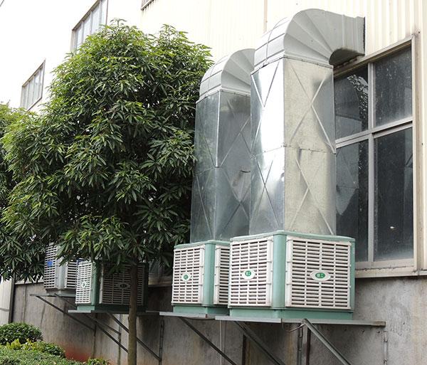 仓库厂房降温设备