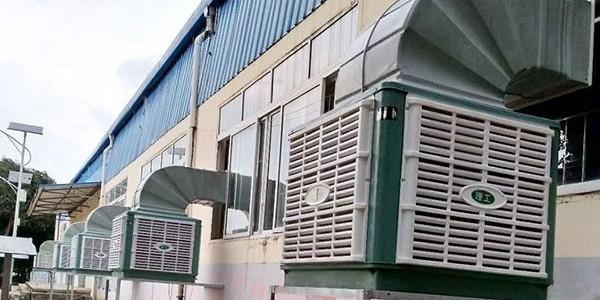 15年规模厂房车间通风降温设备厂商[ZLG理工]一站式优质服务商