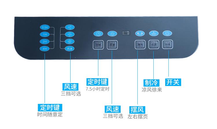 jf35b控制面板