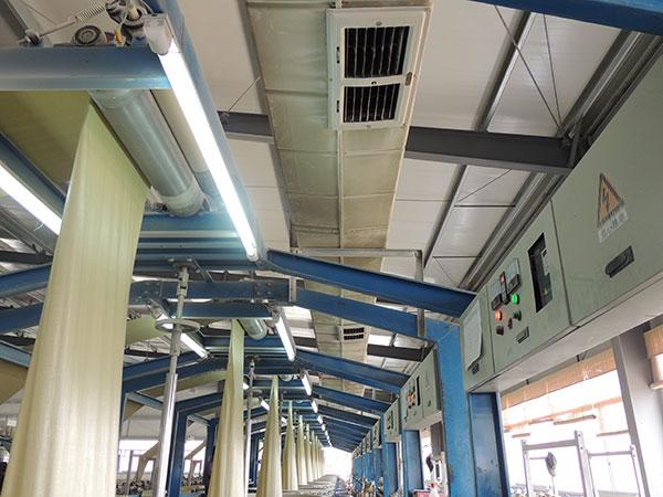工业水冷风机设备