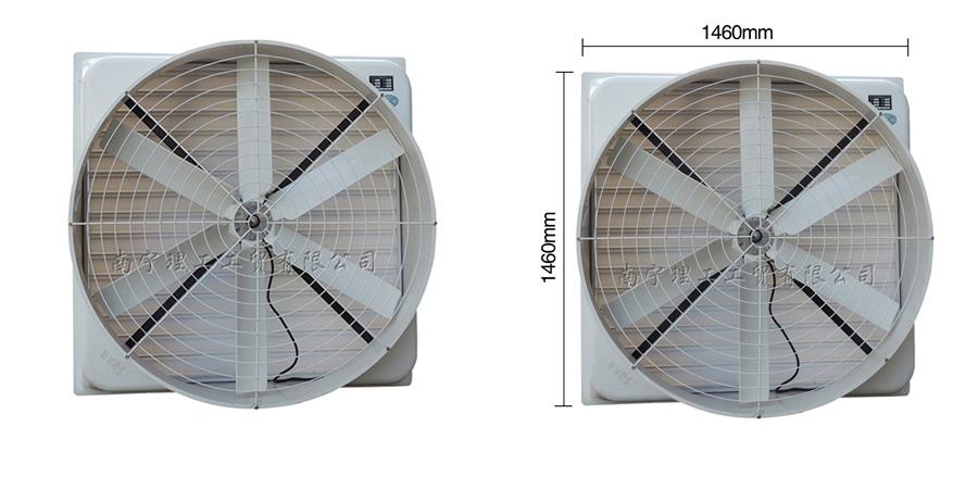 玻璃钢负压风机SMC146