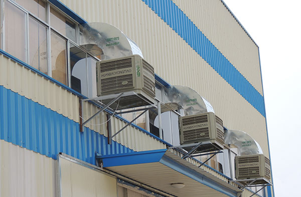 冷风机深受广大企业的喜爱