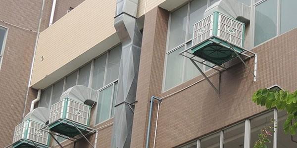 厂房通风降温设备冷风机厂家—如何选择[ZLG理工]