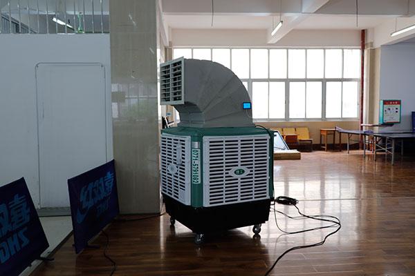ZLG理工水冷空调