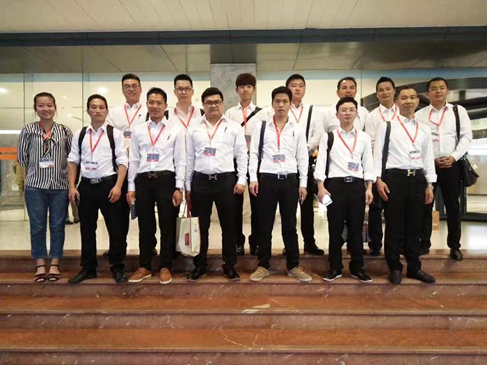 理工参加公司越南通风降温技术交流会