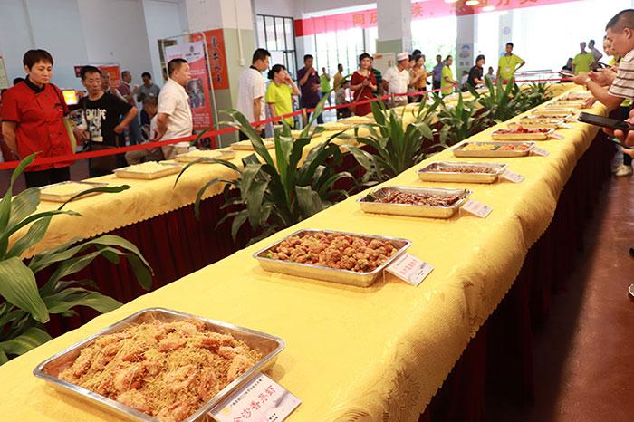 2018广西高校烹饪大赛美食