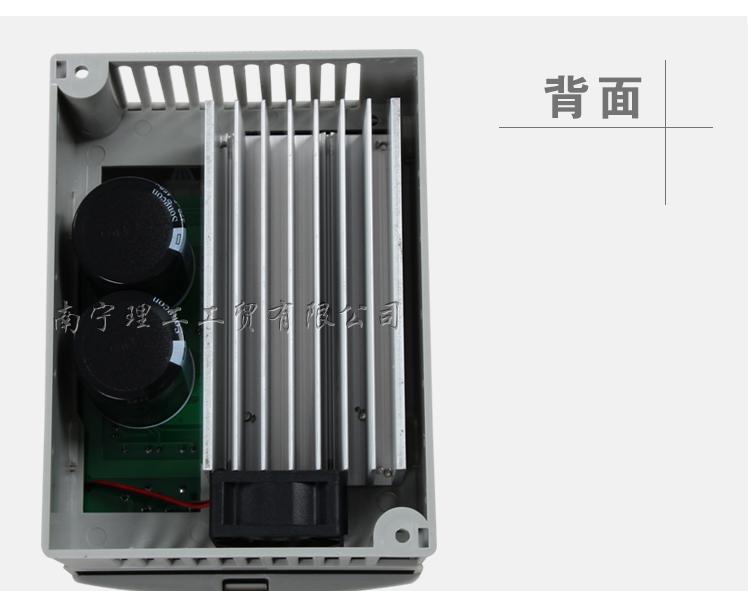 e900变频器背面