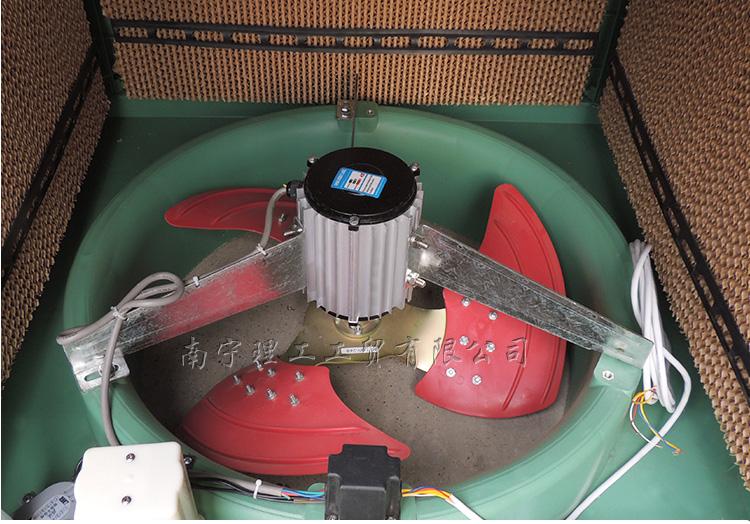 水空调电机安装图