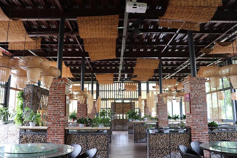 生态田园餐厅