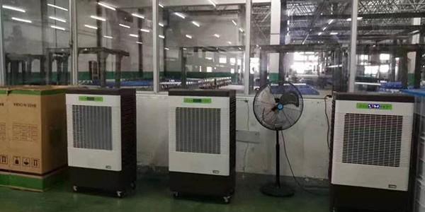 南宁市冷风机厂家—[ZLG理工]专业解决降温难题