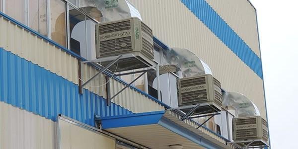 食品厂用的冷风机—[ZLG理工]一次性解决闷热难题
